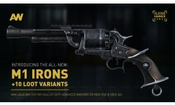 Call of Duty Advanced Warfare 05 05 2015 M1 Irons 1