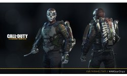 Call of Duty Advanced Warfare 23 12 2014 KVA Para Military
