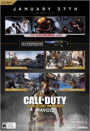 Call of Duty Advanced Warfare 31 12 2014 Havoc Ravages