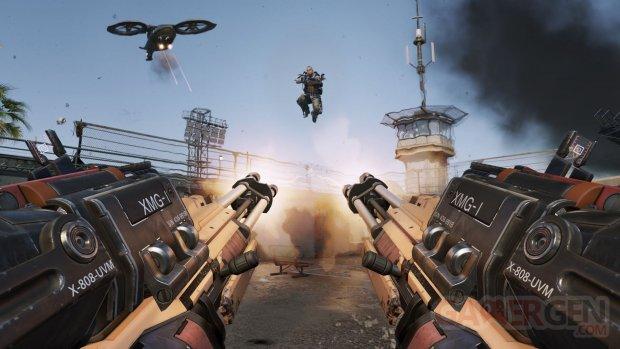 Call of Duty Advanced Warfare CoD AW Riot Gun Blazing