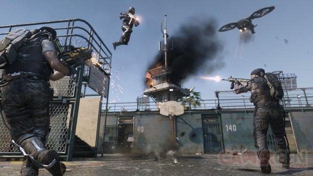 Call of Duty Advanced Warfare CoD AW Riot Slam Dunk