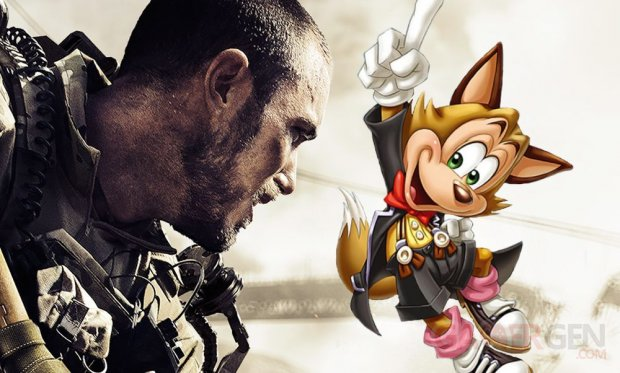 Call of Duty Advanced Warfare Famitsu