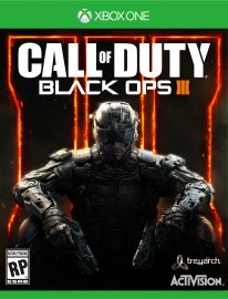 call of duty black ops 3 jaquette XOne
