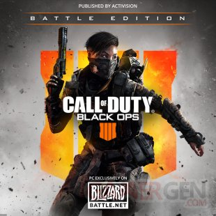 Call of Duty Black Ops 4 Battle Edition