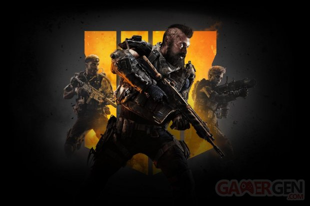 Call of Duty Black Ops 4 key art
