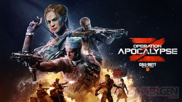 Call of Duty Black Ops 4 Operation Apocalypse Z 08 07 2019