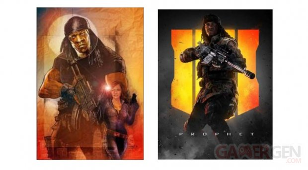 Call of Duty Black Ops 4 Prophet Booker T