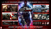 Call of Duty Black Ops Cold War 14 01 2020 Saison 1 Reloaded roadmap