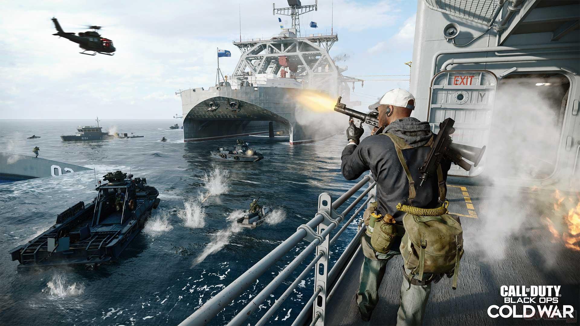 Call of Duty: Black Ops Cold War, « nous avons réussi à repousser les  limites de la série » - GAMERGEN.COM