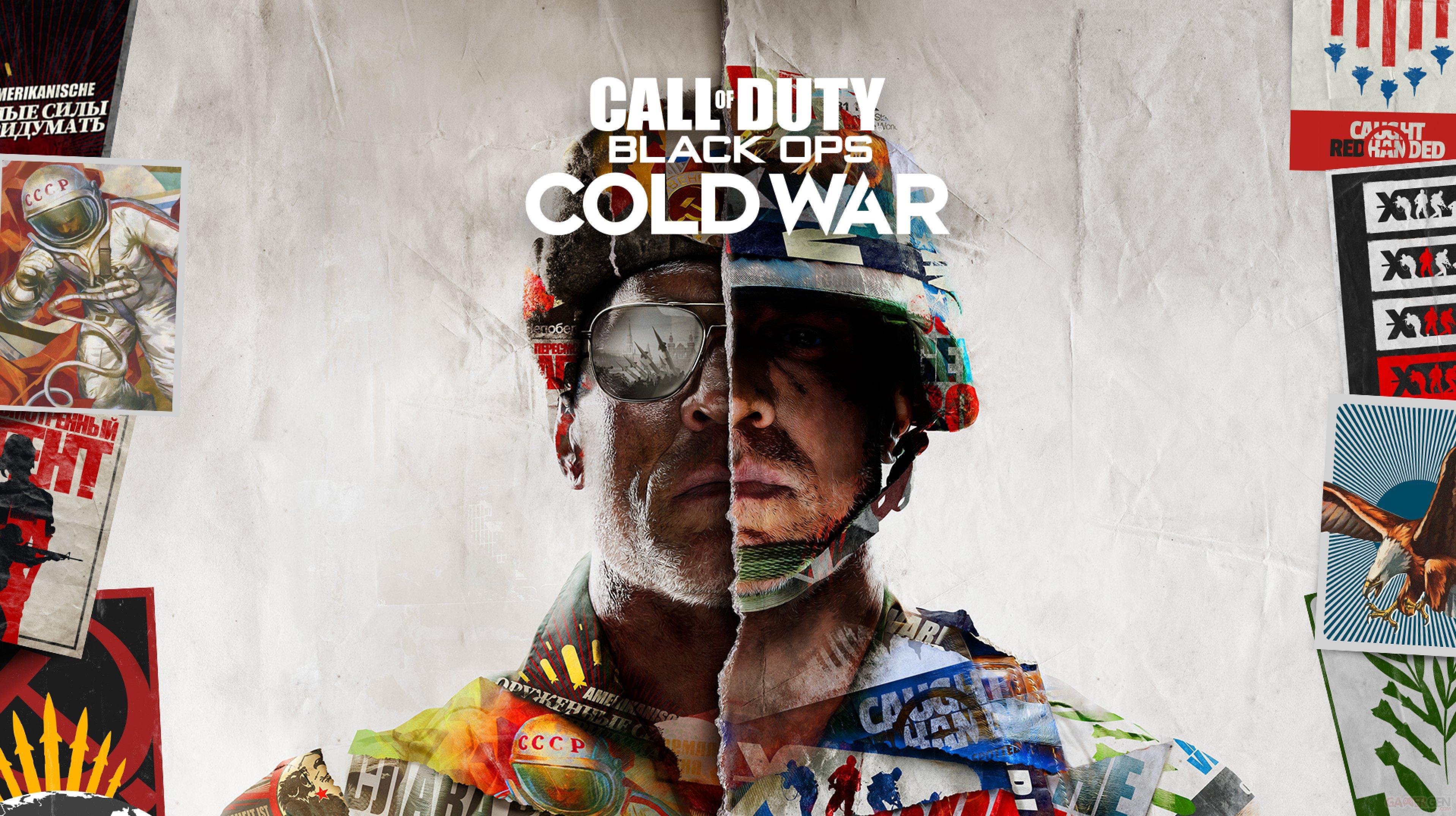 Call of Duty Black Ops Cold War officiellement annoncé avec un Teaser