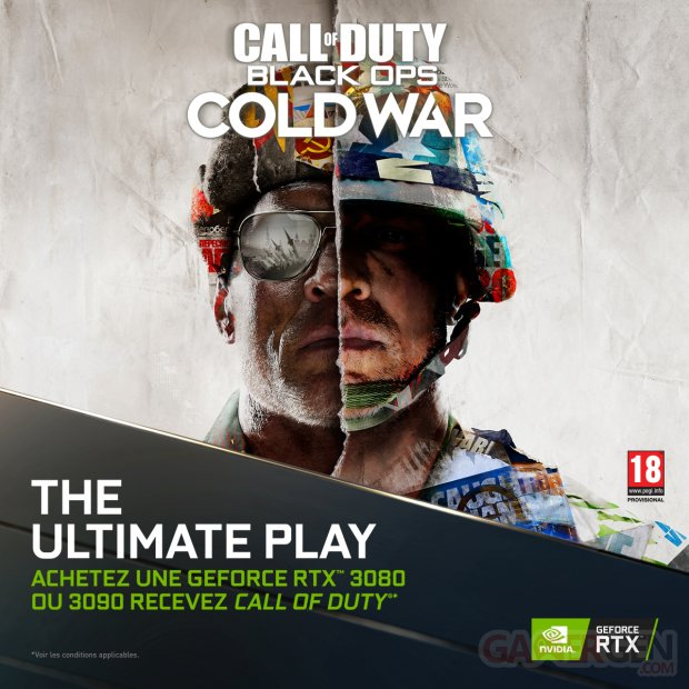 Call of Duty Black Ops Cold War RTX 3080 3090