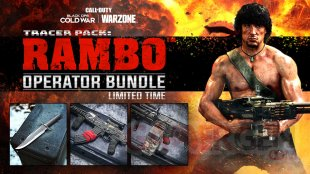 Call of Duty Black Ops Cold War Warzone 18 05 2021 80s Action Heroes Saison 3 Reloaded Rambo bundle