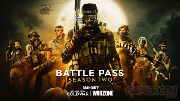 Call of Duty Black Ops Cold War Warzone 23 02 2021 Battle Pass Saison 2 key art