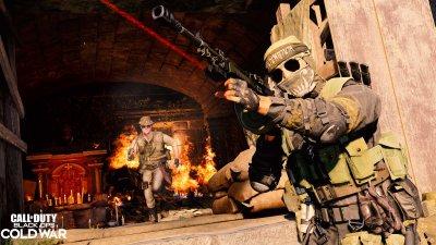 Call of Duty: Warzone, Modern Warfare et Black Ops Cold War sont maintenant trop lourds pour une PS4 de 500 Go - GAMERGEN.COM