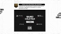 Call of Duty Black Ops Cold War Warzone cross play
