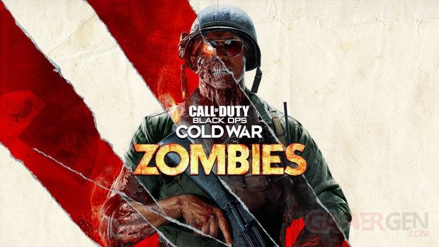 Call of Duty Black Ops Cold War Zombies artwork