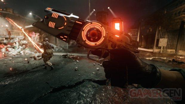 Call of Duty Black Ops Cold War Zombies Mauer der Toten CRBR S