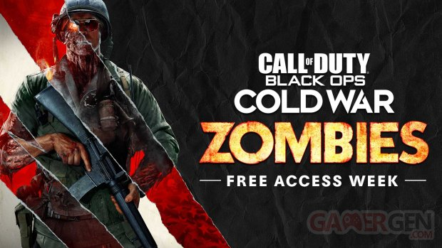 Call of Duty Cold War Zombies Gratuit