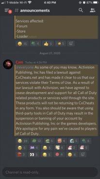 Call of Duty CxCheats