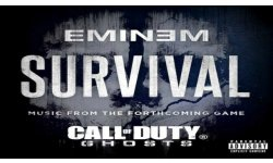 Call of duty ghosts eminem survival