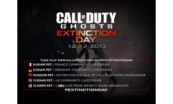 Call of Duty Ghosts journe?e vendredi 13