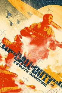 Call of Duty Infinite Warfare 07 07 2016 SDCC poster