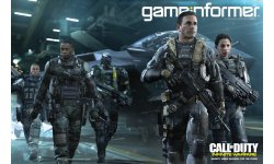 Call of Duty Infinite Warfare 11 06 2016 Game Informer cover art