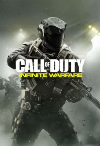 Call of Duty Infinite Warfare 11 06 2016 key art
