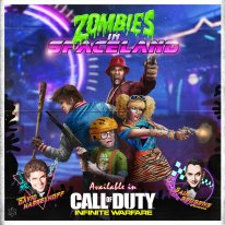 Call of Duty Infinite Warfare 16 08 2016 Zombies poster