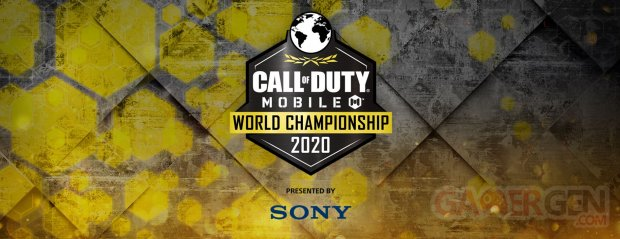Call of Duty Mobile World Championship 2020 logo