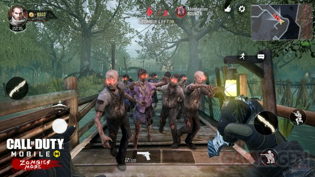 Call of Duty Mobile Zombies pic 3