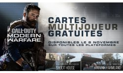 Call of Duty Modern Warfare maj 8 novembre