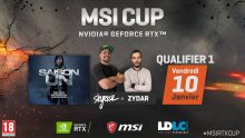 Call of Duty Modern Warfare MSI Cup powered by NVIDIA Geforce RTX