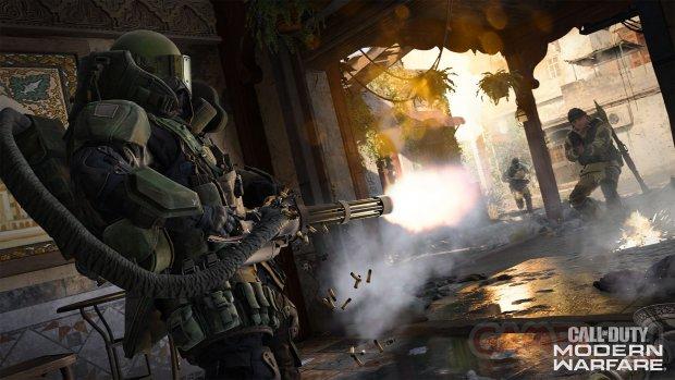 Call of Duty Modern Warfare multijoueur screenshot 2