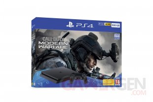 Call of Duty Modern Warfare PS4 bundle 2