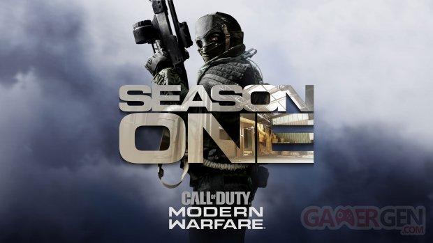 Call of Duty Modern Warfare Saison Un Season One