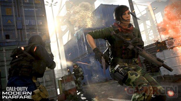 Call of Duty Modern Warfare screenshot 1