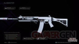 Call of Duty Modern Warfare Warzone Alabaster