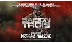 Call of Duty Modern Warfare Warzone Saison 3 trois head