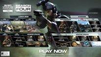 Call of Duty Modern Warfare Warzone Saison 4 calendrier roadmap