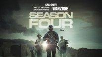 Call of Duty Modern Warfare Warzone Saison 4 key art