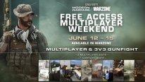 Call of Duty Modern Warfare Warzone Saison 4 week end gratuit