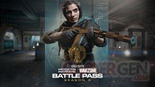 Call of Duty Modern Warfare Warzone Saison 6 Six 28 09 2020 Battle Pass