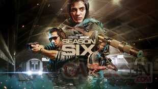 Call of Duty Modern Warfare Warzone Saison 6 Six 28 09 2020 key art wallpaper