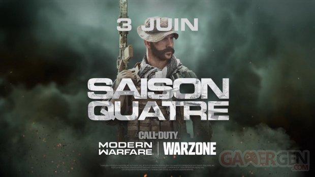Call of Duty Modern Warfare Warzone Season Saison 4 head 2