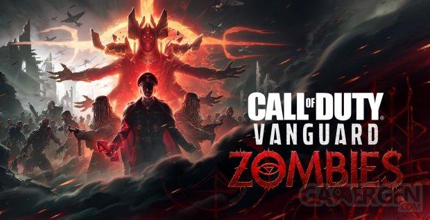 Call of Duty Vanguard Zombies head key art
