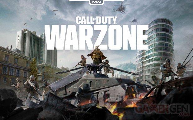 Call of Duty Warzone 09 03 2020 art