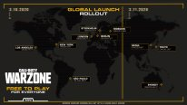 Call of Duty Warzone 09 03 2020 date heure