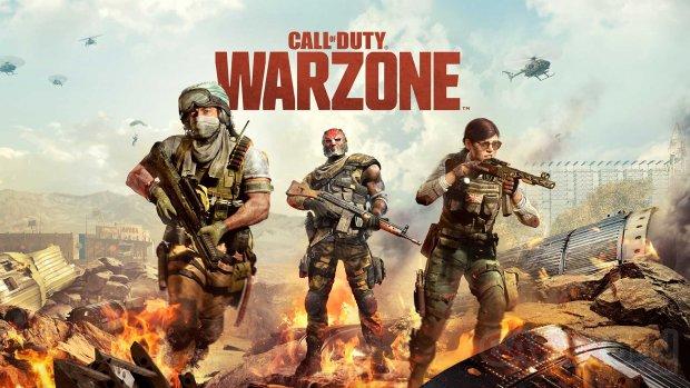 Call of Duty Warzone 14 06 2021 Saison 4 art