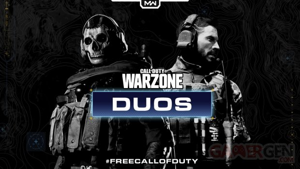 Call of Duty Warzone Duos head
